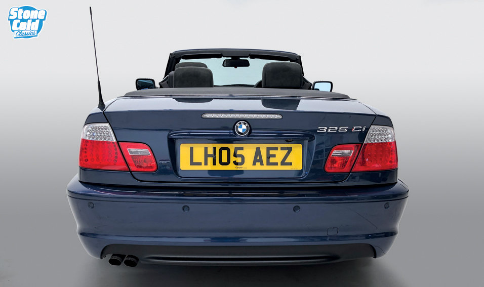 2005 BMW 325Ci SPort auto convertible *DEPOSIT TAKEN* SOLD (picture 8 of 10)