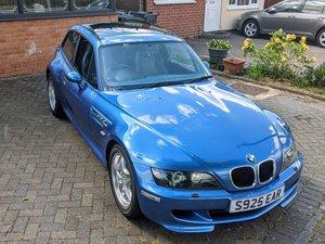 1998 BMW Z3M Coupe Estoril Blue S50 B32 RARE