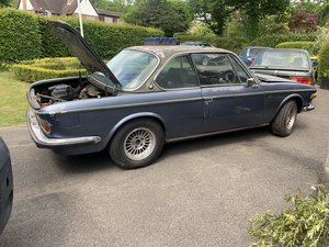 BMW E9 3.0 CS Matching numbers