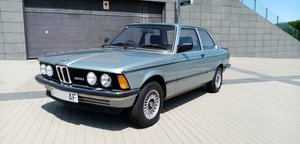 BMW 320/6 e21 AUTO. 2 OWNERS. RHD. PRESERVED
