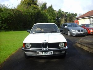 1983 E21 BMW 316i For Sale
