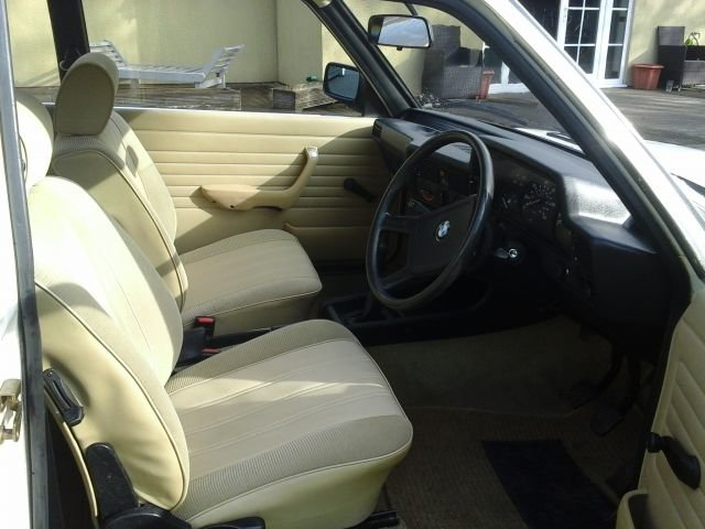 1983 E21 BMW 316 For Sale (picture 4 of 4)