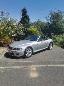 2001 BMW Z3 3.0i 2dr Manual - Roadster - HPI Clear  For Sale