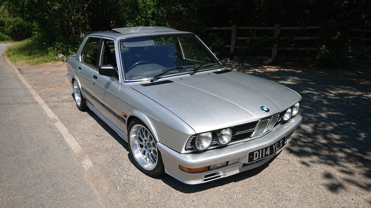 1986 Bmw m535  For Sale (picture 3 of 6)