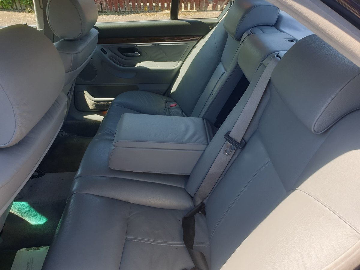 1997 Bmw 728i e38 daily classic very clean car For Sale (picture 5 of 6)