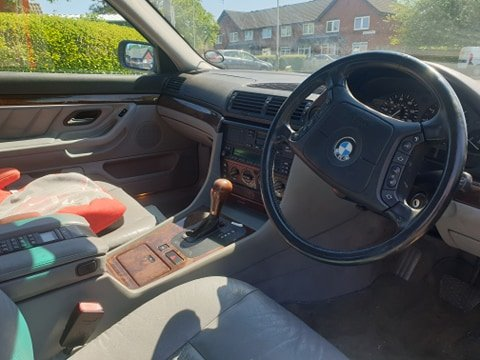 1997 Bmw 728i e38 daily classic very clean car For Sale (picture 6 of 6)