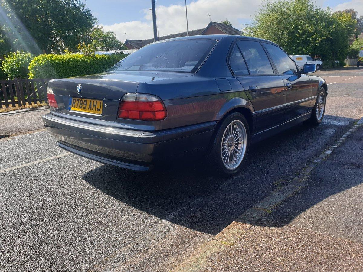1997 Bmw 740i e38 v8 auto For Sale (picture 2 of 6)