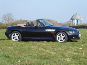 1997 BMW Z3 1.9 Low Mileage Lovely Example