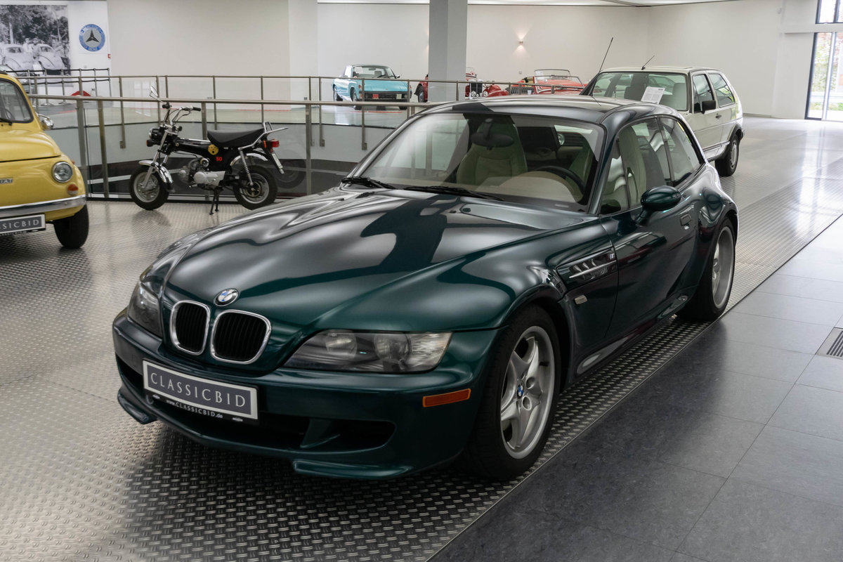 1999 BMW Z3 M Coupé For Sale (picture 1 of 6)