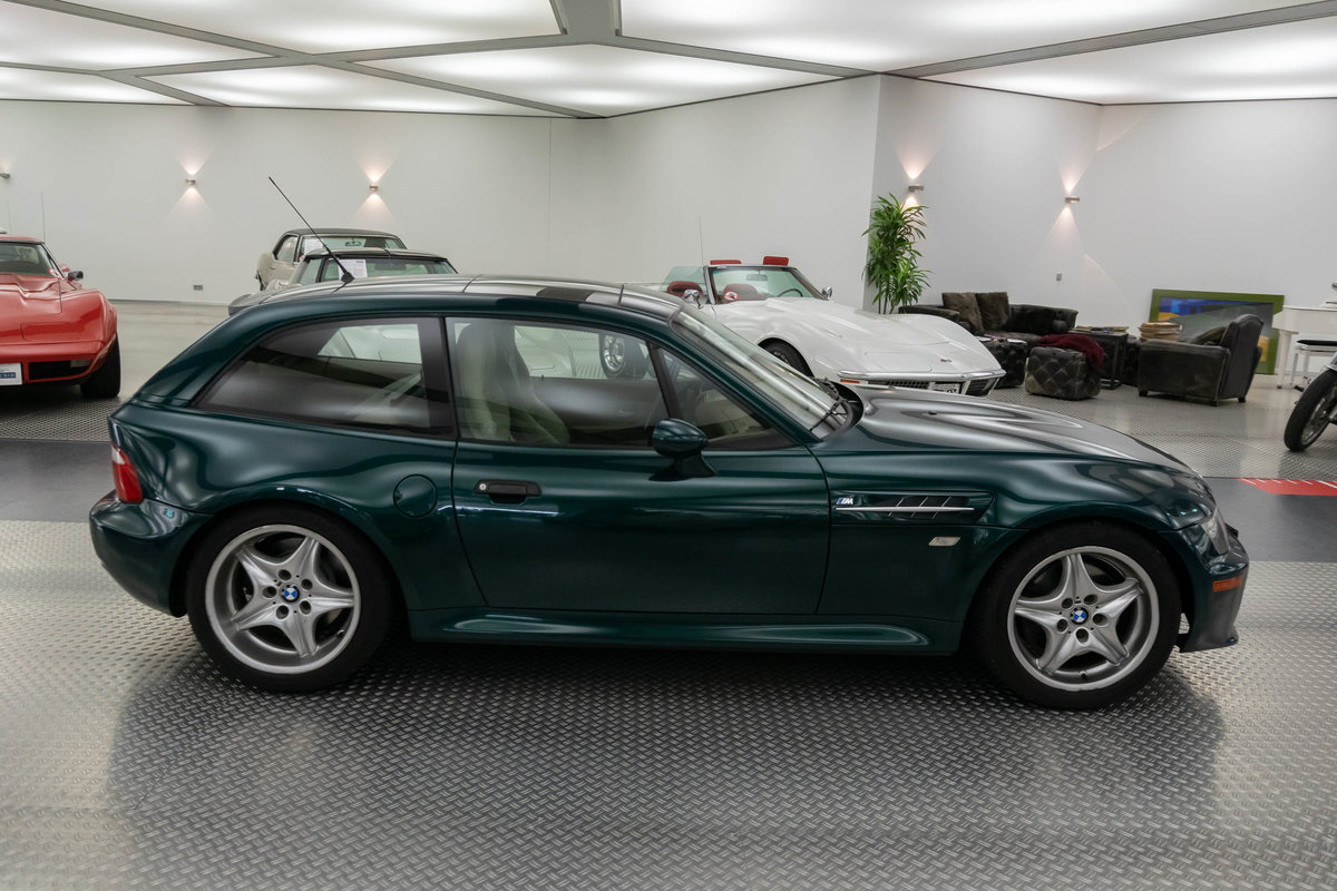 1999 BMW Z3 M Coupé For Sale (picture 2 of 6)