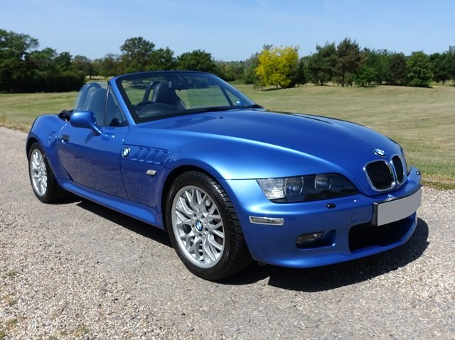 2003 BMW Z3 Sport Roadster - 17k mls only! SOLD (picture 1 of 6)