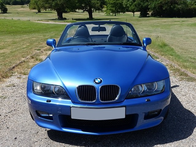2003 BMW Z3 Sport Roadster - 17k mls only! SOLD (picture 2 of 6)