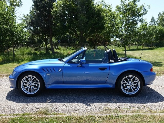 2003 BMW Z3 Sport Roadster - 17k mls only! SOLD (picture 3 of 6)