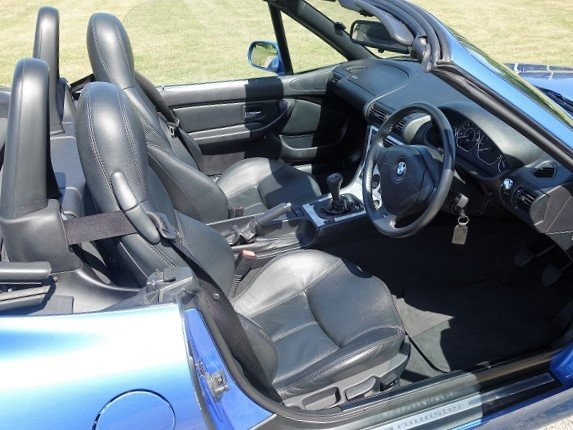 2003 BMW Z3 Sport Roadster - 17k mls only! SOLD (picture 4 of 6)