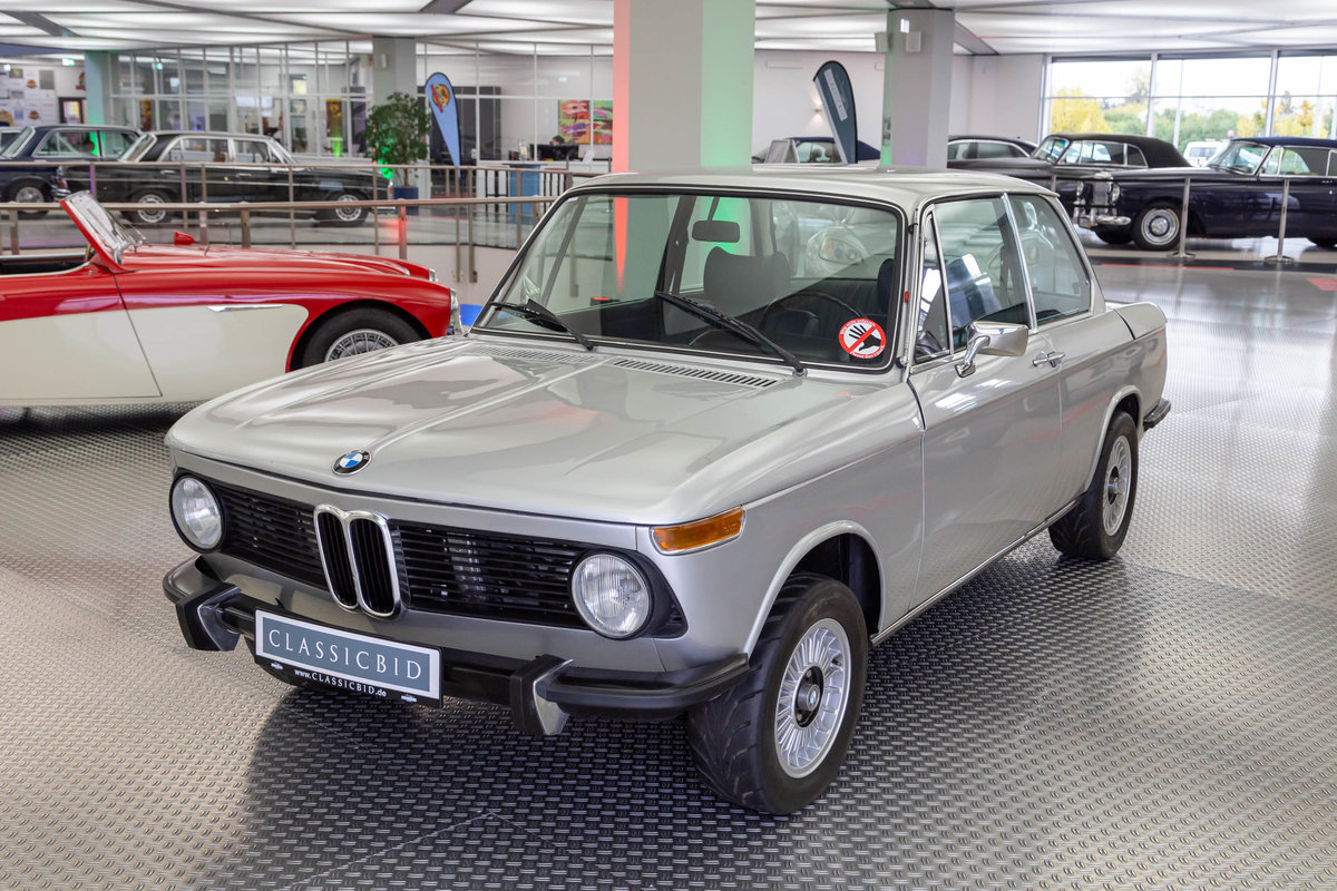 1979 BMW 2002 SOLD (picture 1 of 6)