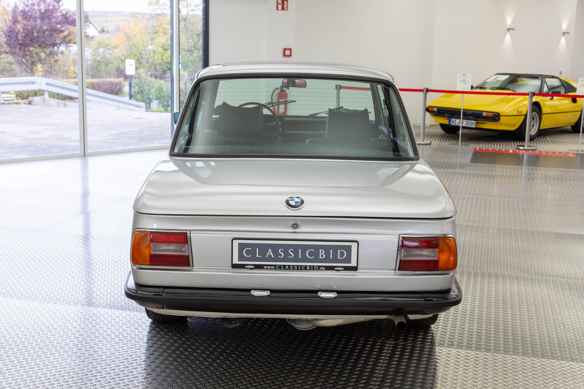 1979 BMW 2002 SOLD (picture 3 of 6)
