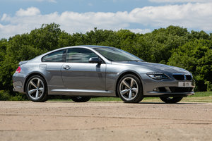 2010 BMW 635d (E63) Sport Coupe For Sale