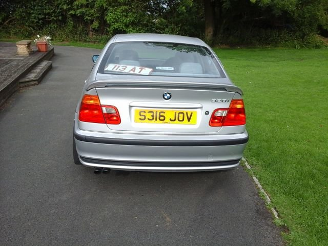 1999 S , BMW 328 SE, 4 DOOR MANUAL For Sale (picture 2 of 4)