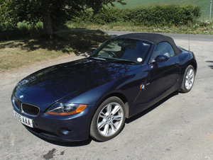 2006 BMW Z4 SE Roadster 2.0 For Sale