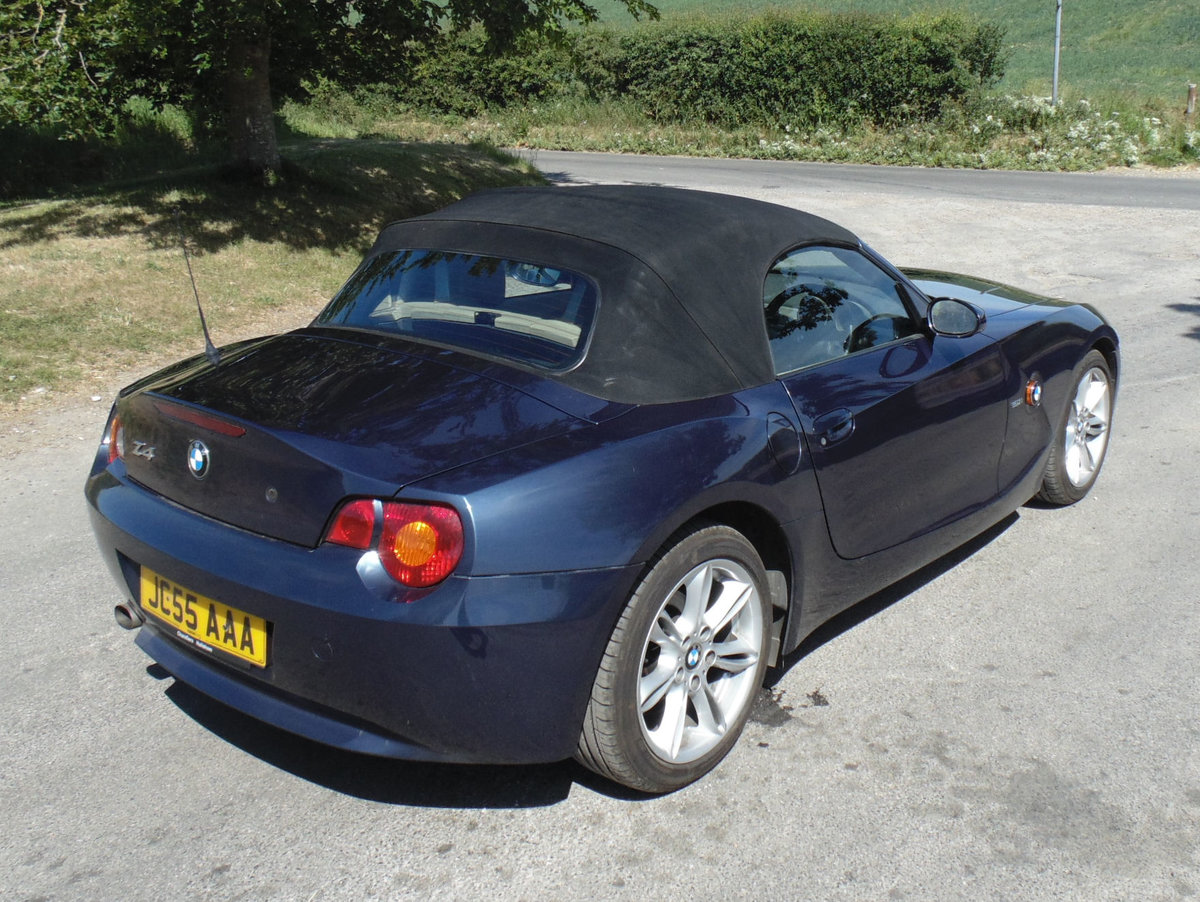 2006 BMW Z4 SE Roadster 2.0 SOLD (picture 3 of 6)
