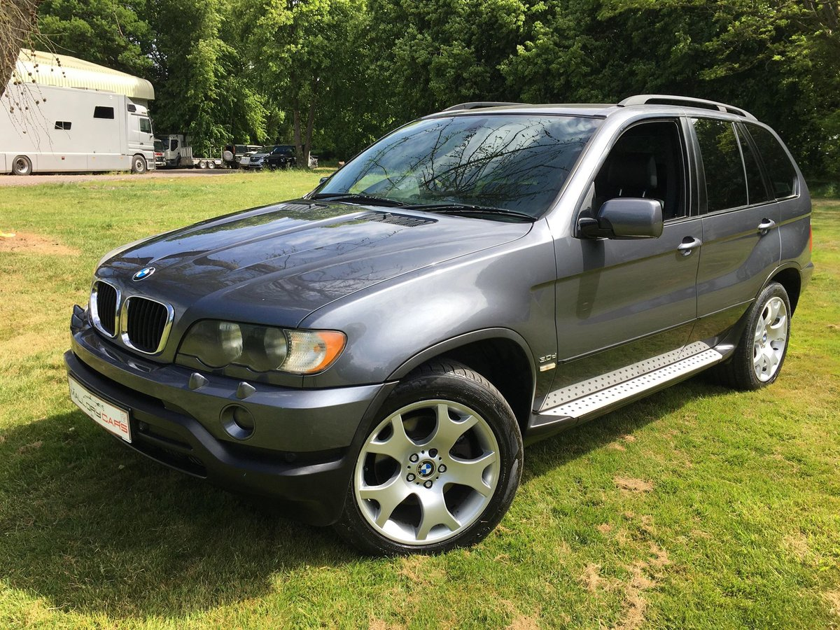 2003 X5  good example For Sale (picture 1 of 6)