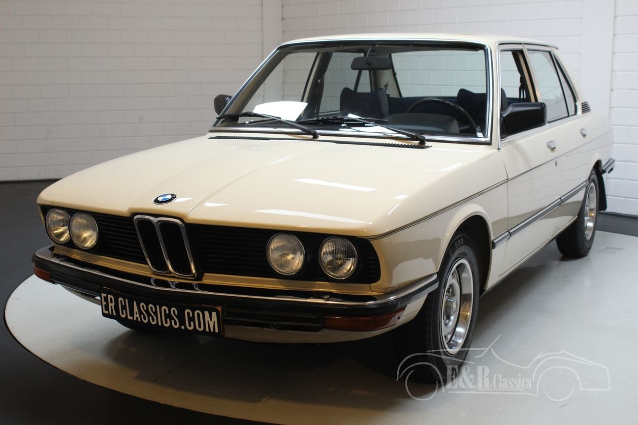BMW E12 518 1980 Sliding roof For Sale (picture 5 of 6)