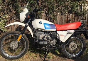 BMW R80 GS - IN EXCELLENT CONDITION