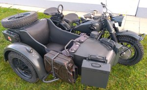 Picture of 1943 BMW R75 WH II