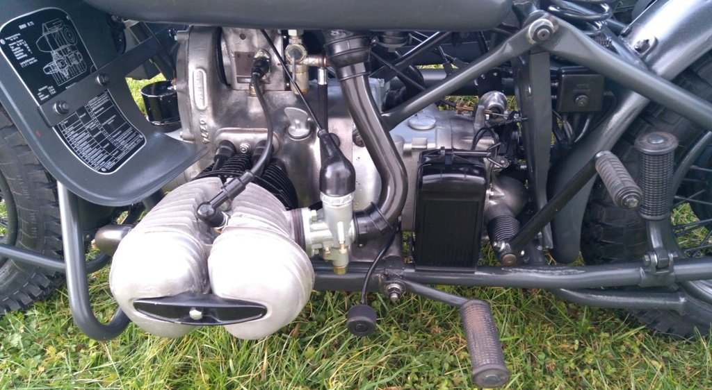1943 BMW R75 WH II For Sale (picture 4 of 6)