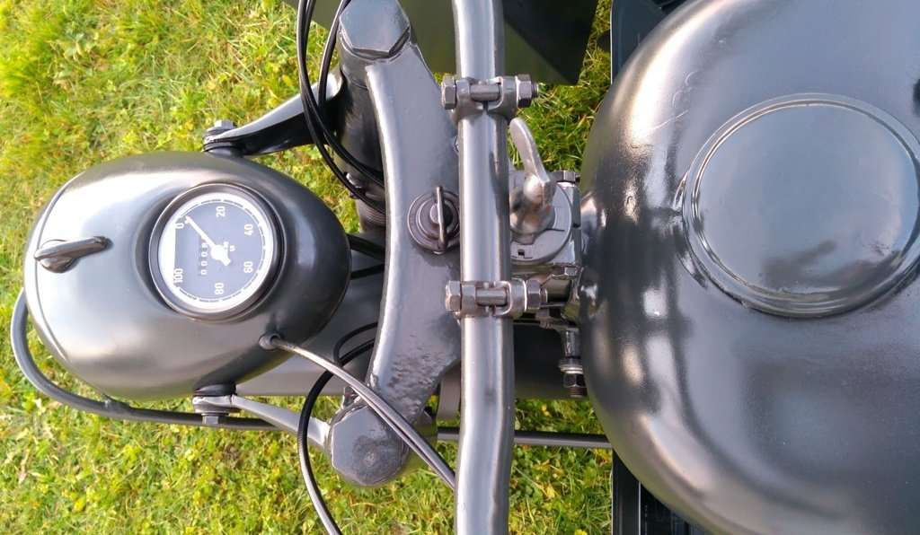 1943 BMW R75 WH II For Sale (picture 6 of 6)