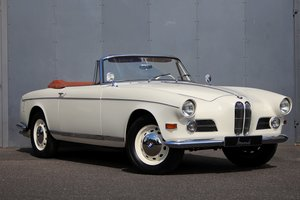 1958 BMW 503 Cabriolet LHD For Sale