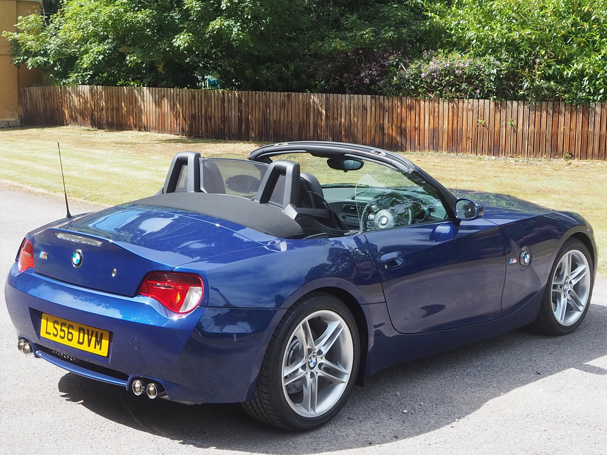Picture of 2006 Possibly lowest mileage Z4M Roadster in the UK For Sale