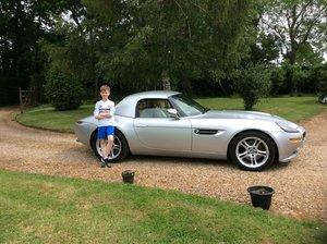 2000 BMW Z8 Roadster For Sale