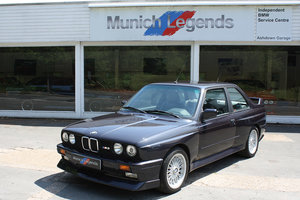 1988 BMW E30 M3 Europameister - 1 of 148 For Sale
