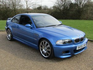 2005 BMW E46 M3 Coupe SMG at ACA 20th June  For Sale