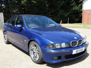 2000 BMW E39 M5 at ACA 20th June  For Sale
