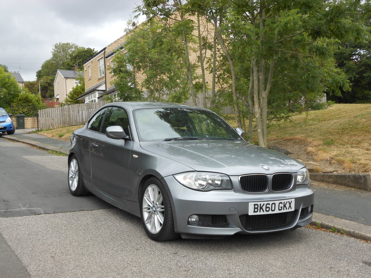 2010 BMW 118d M Sport Coupe 2DR Face Lift  SOLD (picture 1 of 6)