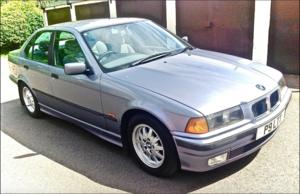 1997 BMW E36 323i - 48k miles/Private Plate worth £600!