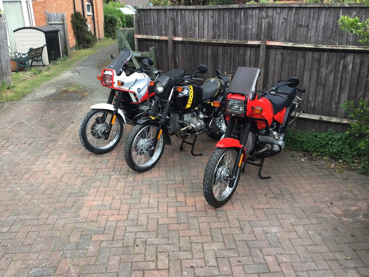 1990 R100GS For Sale (picture 4 of 5)