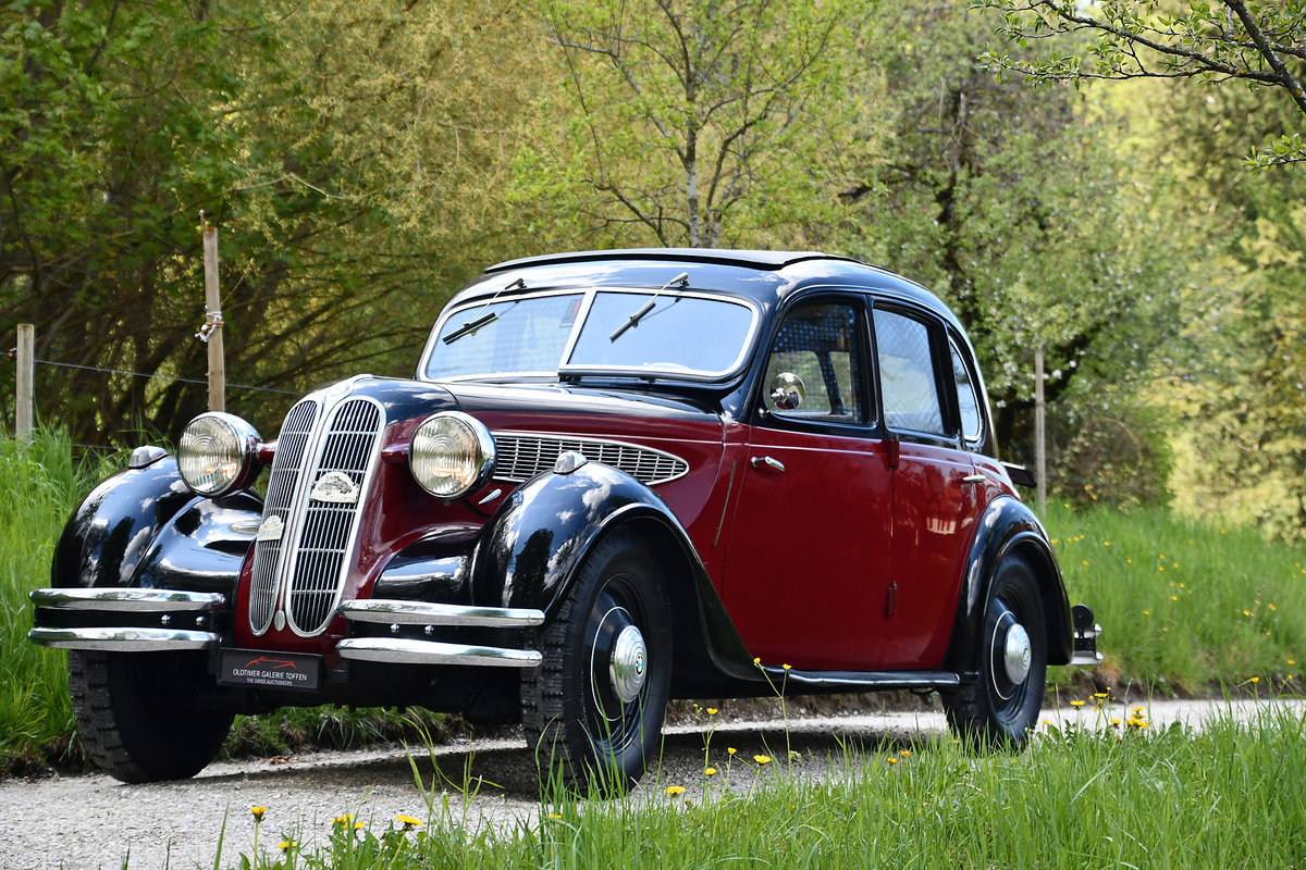 1936 Swiss delivery with BMW classic certificate For Sale (picture 1 of 6)