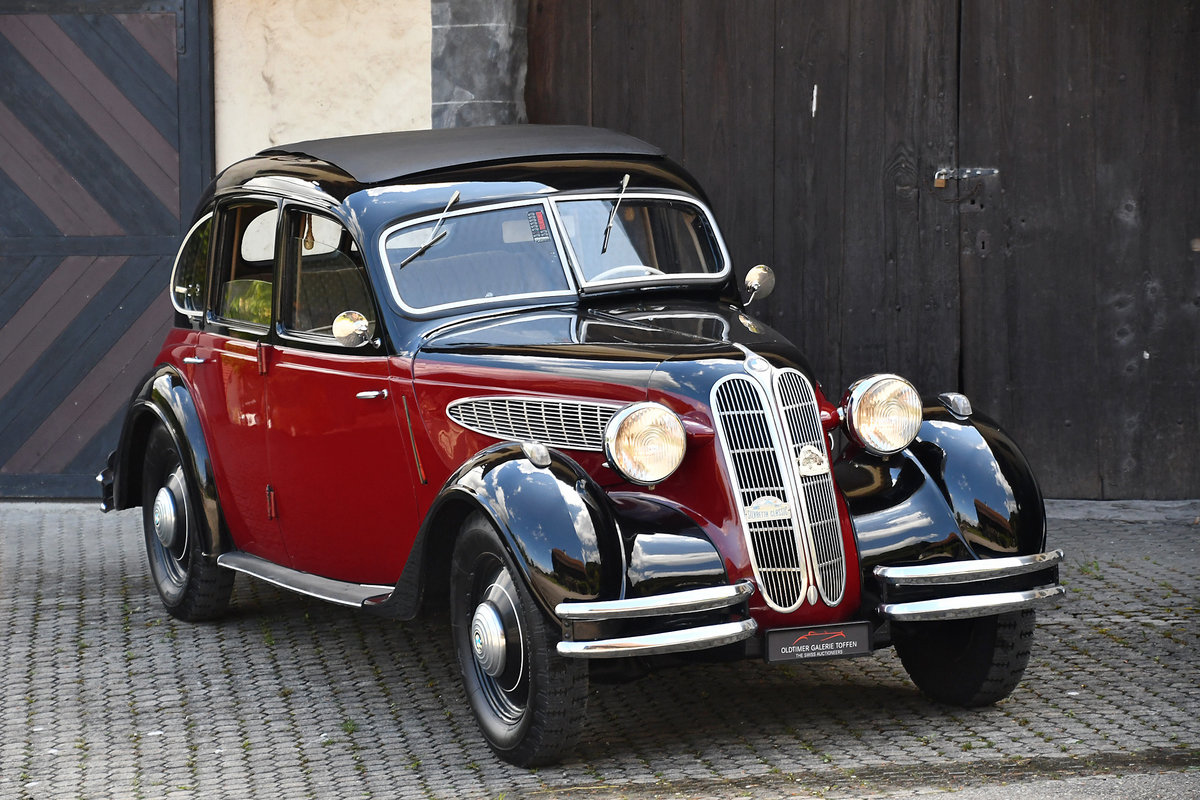 1936 Swiss delivery with BMW classic certificate For Sale (picture 2 of 6)