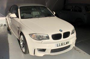 2011 BMW 1M at ACA 20th June