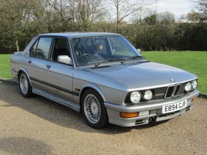 1987 BMW E28 B10 Alpina 3.5 5 Series at ACA 20th June   For Sale