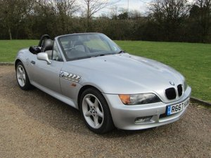 1998 BMW Z3 1.9 NO RESERVE at ACA 20th June  For Sale