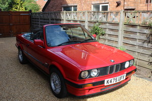 BMW  E30 318 Lux Convertible - superbly original