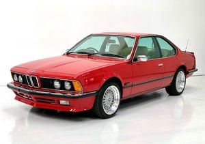 1987 BMW 635csi A (e24) - 61k miles