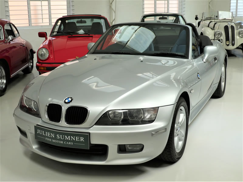 2001 BMW Z3 2.2 Roadster Automatic - very low miles & 2 owners For Sale (picture 1 of 6)
