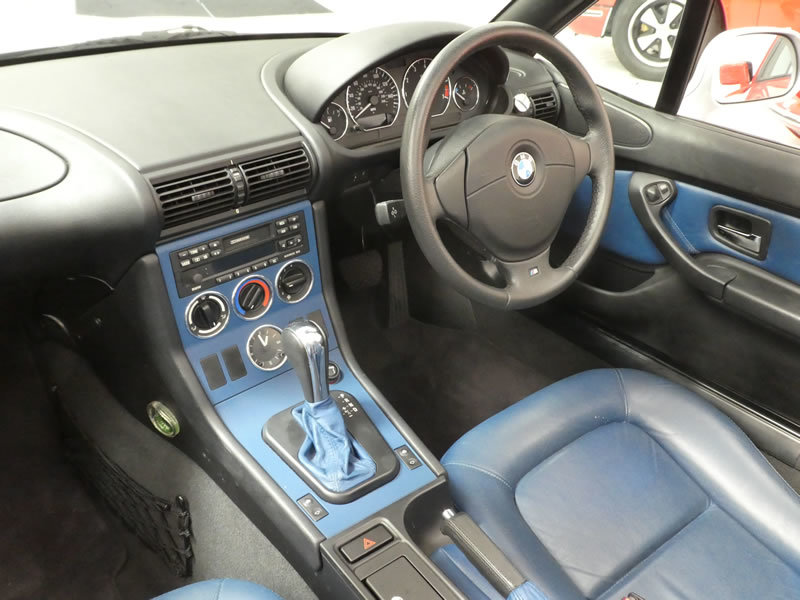 2001 BMW Z3 2.2 Roadster Automatic - very low miles & 2 owners For Sale (picture 6 of 6)