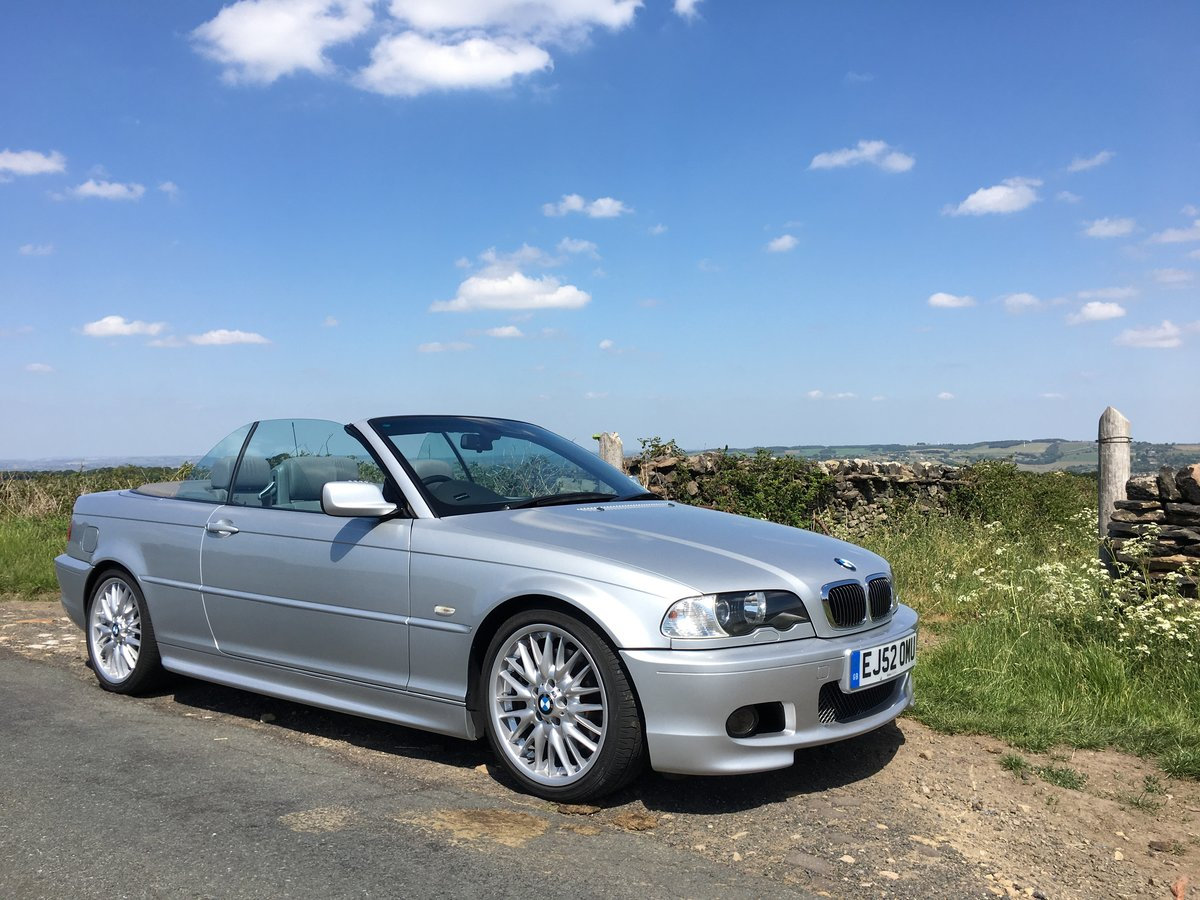 2002 (52) BMW 330Ci Auto M Sport Convertible SOLD (picture 6 of 6)