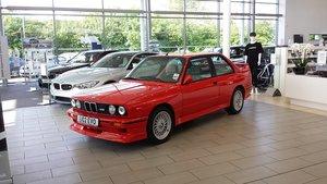 1988 BMW E30 M3 Evo 2.  Mint Condition. For Sale